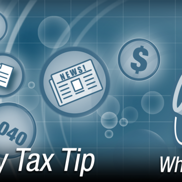 Tax Forms are Arrriving. ARE YOU READY?- Conduct an essential review now!