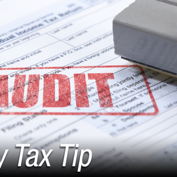 Audit Proof Your Tax Return