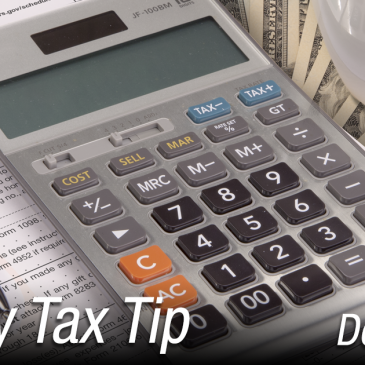 Homeowner Alert! Review Your Tax Forms- New tax rules are creating confusion