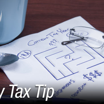 Reminder: First Quarter Estimated Taxes Now Due- Now is the time to make your estimated tax payment