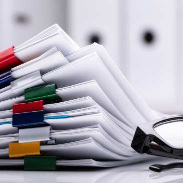 Tips to Organize Your Tax Records- Creating order out of chaos
