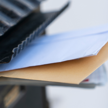 A Letter from the IRS!- What steps you should take